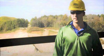 Mitchell Edwards – Pit Foreman, Luck Stone Corp.
